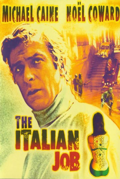 The Italian Job Then and Now Package