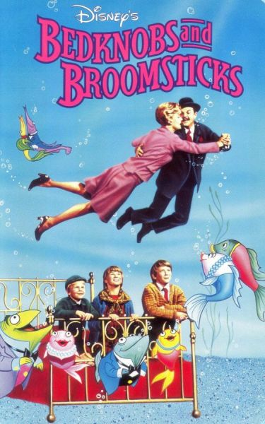 Free Event: Bedknobs and Broomsticks