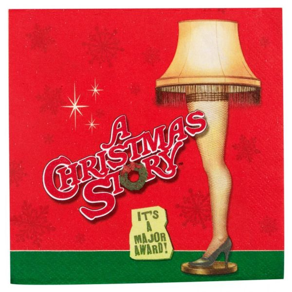 Curtain's Up Theater Company Presents A Christmas Story