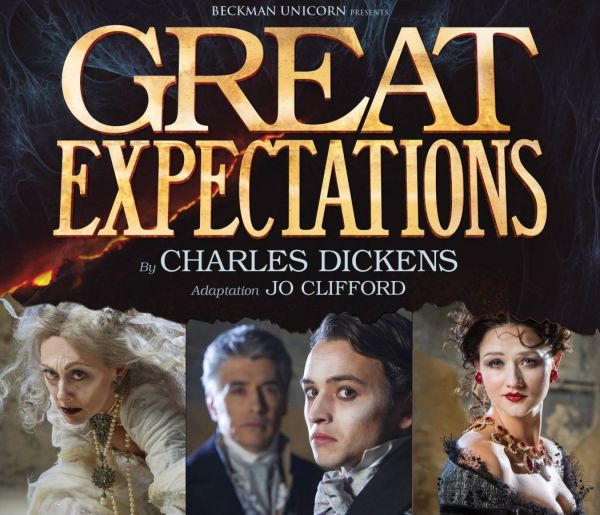 Onscreen Broadcast of Specticast: Great Expectations