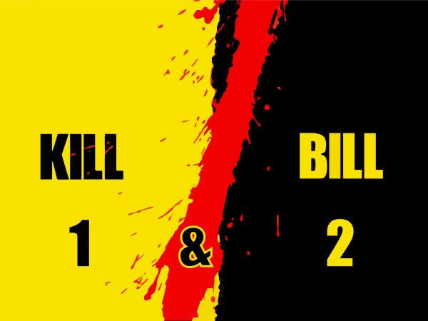 Kill Bill: Vol 1 & 2