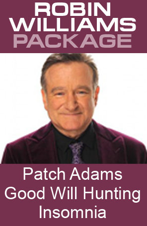 Robin Williams Package