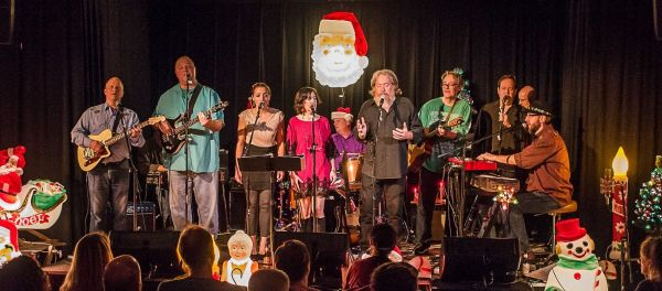Rough Shop Holiday Extravaganza  - Winter Concert Series