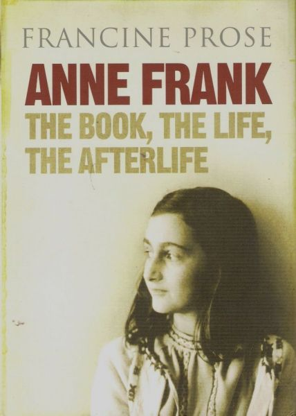 Specticast Lecture : Francine Prose | Anne Frank : The Book, The Life, The Afterlife