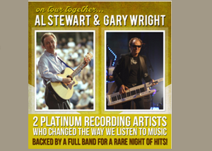 AL STEWART and GARY WRIGHT with The Empty Pockets