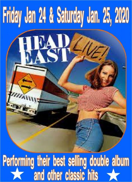 HEAD EAST - LIVE: Re-Spin