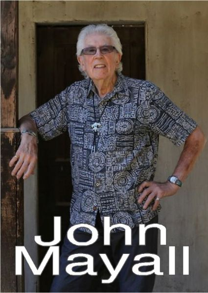 John Mayall (Saturday)