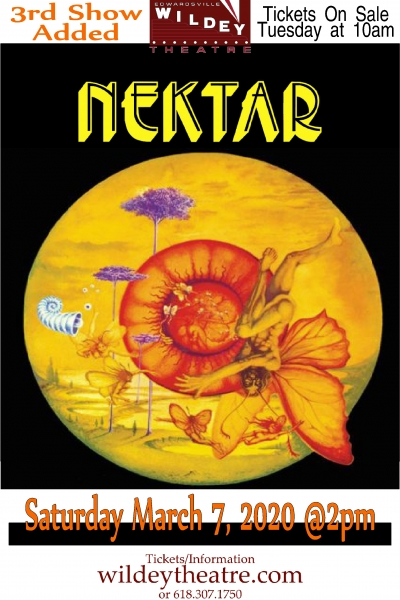 an afternoon with NEKTAR