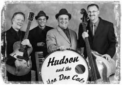 Winter Concert Series featuring Hudson & the Hoo Doo Cats with food by 1818 Chophouse