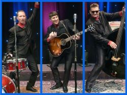 A Rock n' Roll Tribute: Elvis to The Beatles featuring The Neverly Brothers