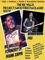 The Ike Willis Project & Micki Free