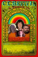 AMERICAN FOOL (a tribute to John Mellencamp) and CC Revival (Credence Clearwater Revival)