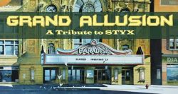 Grand Allusion (Styx tribute) w Fire & Ice (Pat Benater tribute)