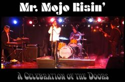 Mr. MOJO RISIN'  - A Live Tribute and  Celebration Of The Doors